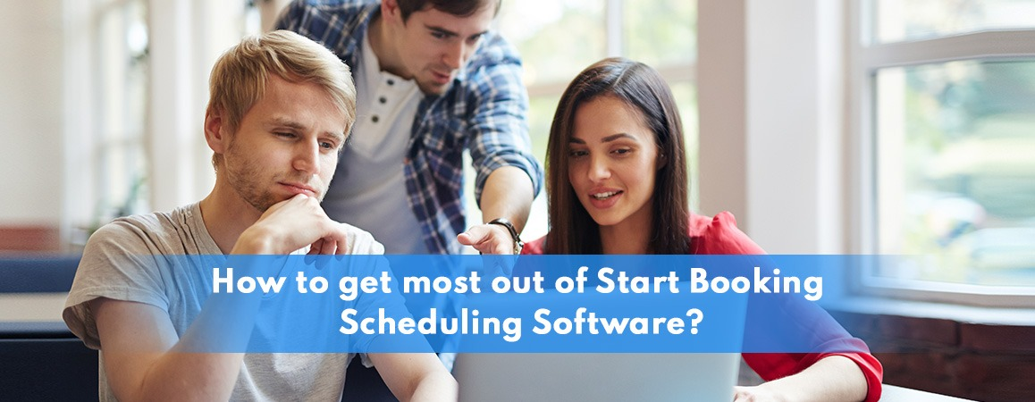 Pandemic has taught us many things and one of them is adopting the change in the way we work. Work from a Home culture has picked up the pace and that is the reason online scheduling software is in demand. Start Booking is one such online scheduling software that helps you book more than just […]