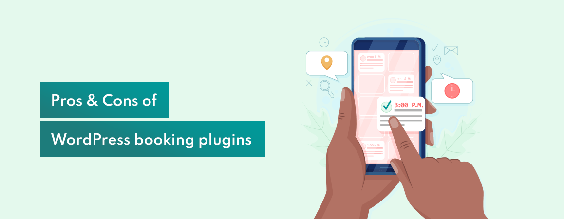 WordPress is the most popular CMS platform that not only lets you integrate with different plugins but also scales your business higher. WordPress booking plugin helps to increase your customer booking experience. If your customers can make a booking with a single click, it'll save time and effort. The plugin lets your customers' book appointments […]
