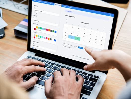 Offer seamless online booking